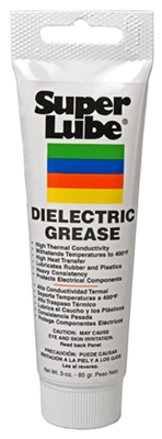 Silicone Dielectric Grease, 3-oz.