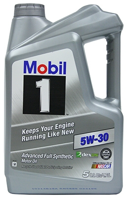 Synthetic Motor Oil, 5W-30, 5.1-Qt., Must Purchase in Quantities of 3