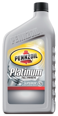 Platinum Motor Oil, Synthetic, 5W20, 1-Qt., Must Purchase In Quantities of 6