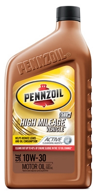 Motor Oil, High Mileage, 5W30, 1-Qt., Must Purchase In Quantities of 6