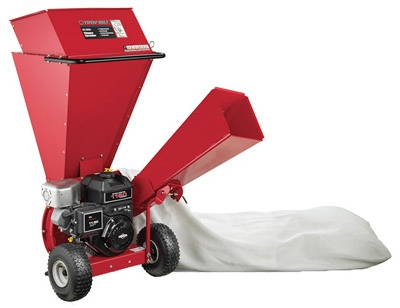 Wood Chipper / Shredder, 250cc Engine