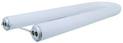 Fluorescent Bulb, U-Bend, Bright White, 32-Watt