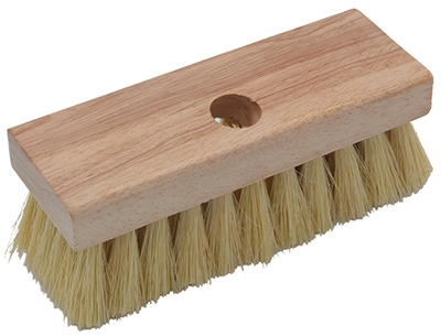 Roof Coating Brush, Tampico Bristles, 7-In.