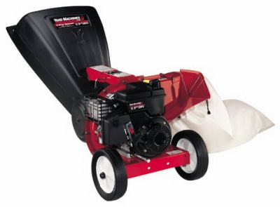 Wood Chipper / Shredder, 208cc Engine
