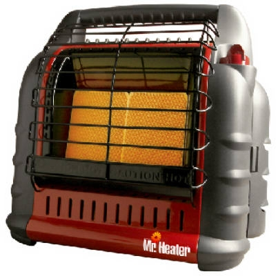Big Buddy Propane Heater, 18,000-BTU