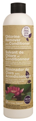 Pond Chlorine Remover Plus Conditioner, 16-oz.