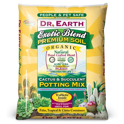 Exotic Blend Premium Soil, Cu. Ft.