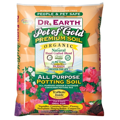 Pot Of Gold All-Purpose Potting Soil, 8-Qt.