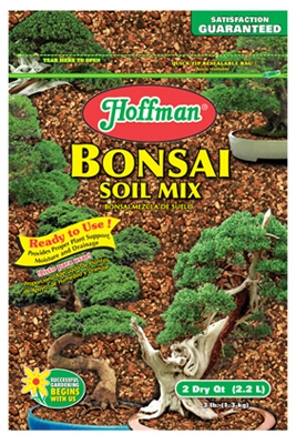 Bonsai Soil Mix, 2-Qts.