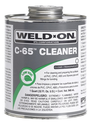 C65 PT CLR Cleaner