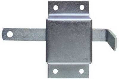 5-1/2-Inch Garage Door Side Lock