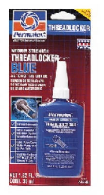 Threadlocker, Blue, 36-ml