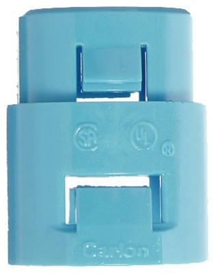 1/2-Inch ENT Blue Smurf Terminator Adapter