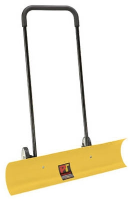 Polar Tuff  Snow Plow/Pusher, 38-In.