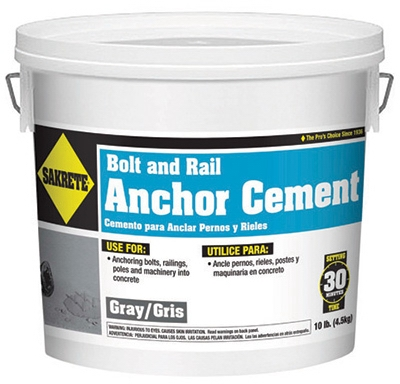 Sakrete 10-Lb. Anchor Cement