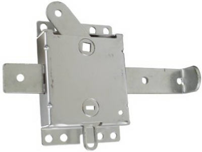 7-1/2-Inch Garage Door Side Lock