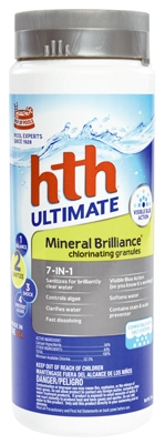 Ultimate Mineral Brilliance  Chlorinating Granules, 2-Lbs.