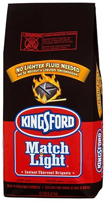 Match Light Charcoal Briquettes, 11.6-Lb. Bag