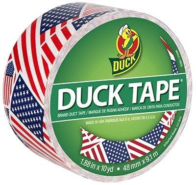 1.88x10YD US Flag Tape
