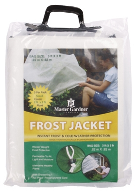 Plant Frost Jacket, 3 x 3-Ft.