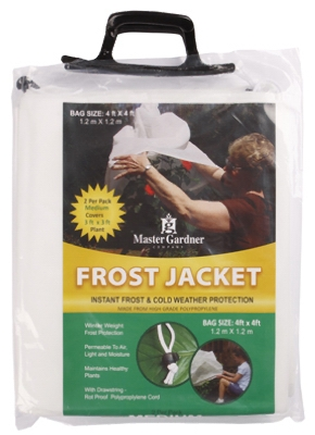 Plant Frost Jacket, 4 x 4-Ft.