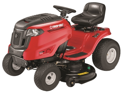 Riding Lawn Tractor, 540cc Engine, CVT Transmission, 46-In.  Deck
