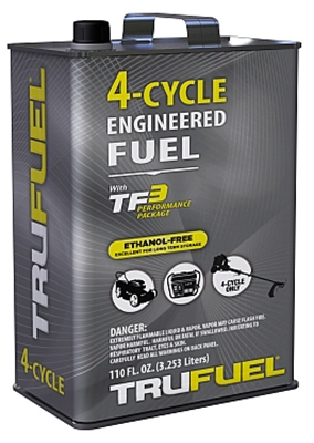 Premium Engine Fuel, 92 Octane, 4-Cycle, 110-oz.