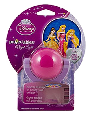 LED Projectables Disney Princess Night Light