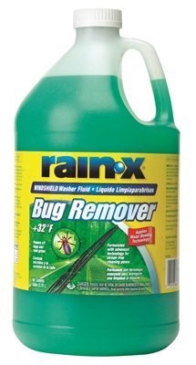 Bug Remover Windshield Washer Fluid, 128-oz.