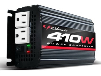 Power Converter, 820 Peak, 410-Watt