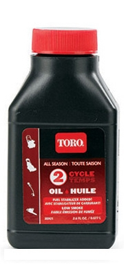2-Cycle All-Season Oil, 2.6-oz.