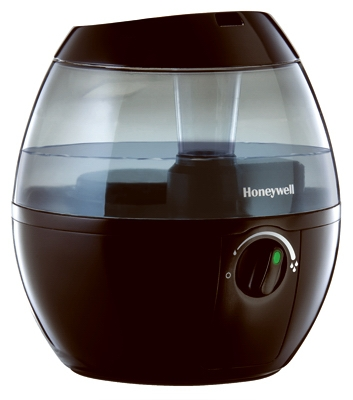 Cool Mist Ultrasonic Humidifier, Black