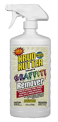 Graffiti Remover, 16-oz.