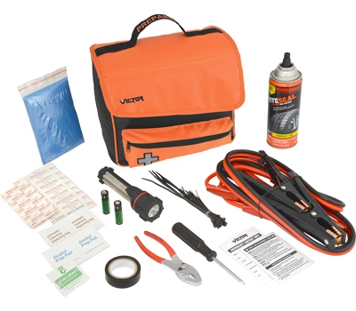 Prepared Emergency Road Kit, 57-Pc.