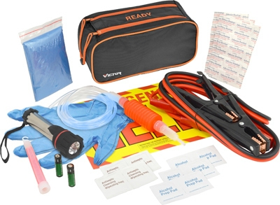 Ready Emergency Road Kit, 36-Pc.