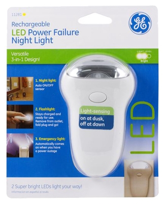 LED Power Failure Night LIght
