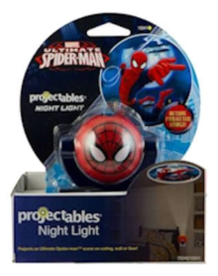 LED Night Light,  Projectable Spider-Man