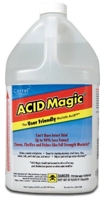 Muriatic Acid Replacement, 1-Gal.