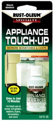.6-oz. Black Gloss Appliance Touch Up Paint