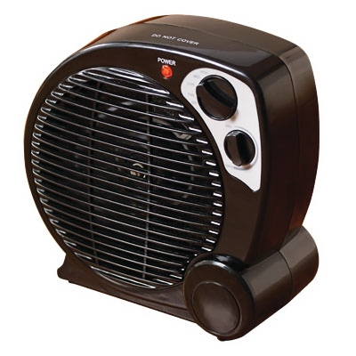 Compact Fan-Forced Heater
