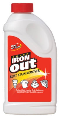 Iron Out 28-oz. Rust & Iron Stain Remover