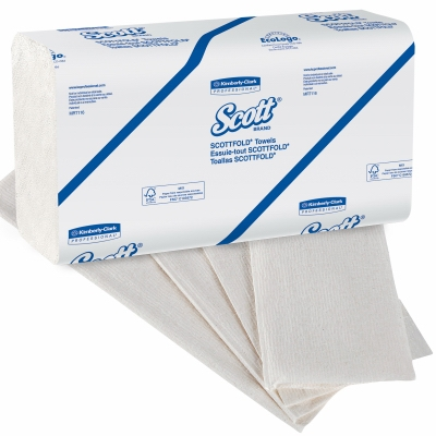 Scottfold Hand Towels, 175-Ct., 25-Pk.