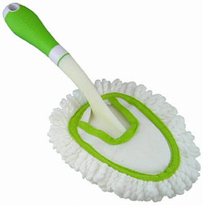 Green Cleaning Microfber Quick Duster