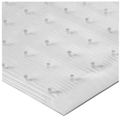 27-Inch x 100-Ft. Vinyl Low Pile Carpet Protector