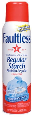 Spray Starch, 20-oz.