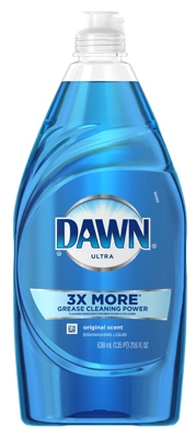Dish Soap, Original Scent, 24-oz.