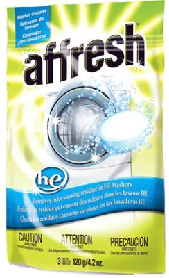 HE Washer Cleaner, 3-Pk.