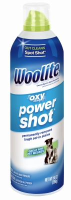 Woolite 14-oz. Oxy Deep Power Shot Spot & Stain Carpet Cleaner