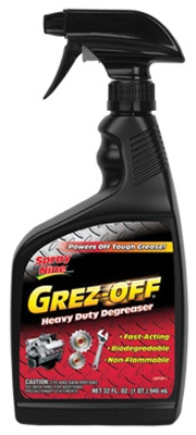 Grez-Off 32-oz. Heavy-Duty Degreaser