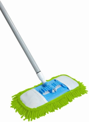 Soft 'N' Swivel Microfiber/Chenille Dust Mop